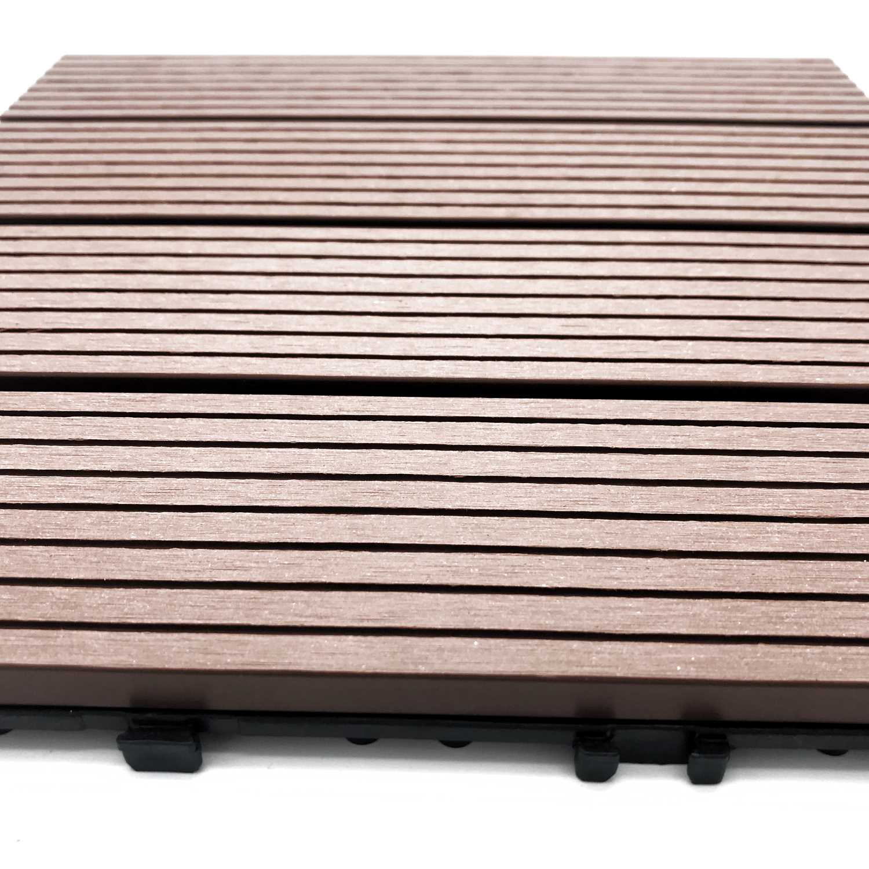 wpc decking tile